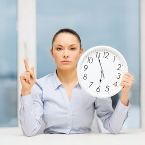 Always clock watching? These tips will help your time management in the workplace.