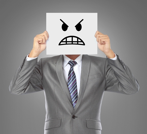 Are you an angry manager?