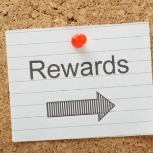 Rewards can be one technique that the best leaders use to motivate their staff.
