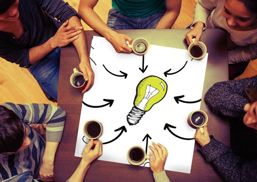 Today's business meetings need to be centred on collaborative conversation.
