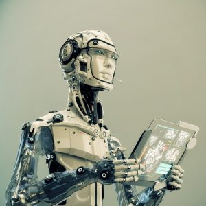 Will robots replace your job? If you're a business writer - maybe!