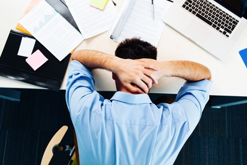 Do you know what the early warning signs of workplace stress are?