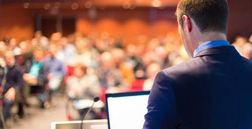When preparing for a speech, should you write it in full or work off the cuff?